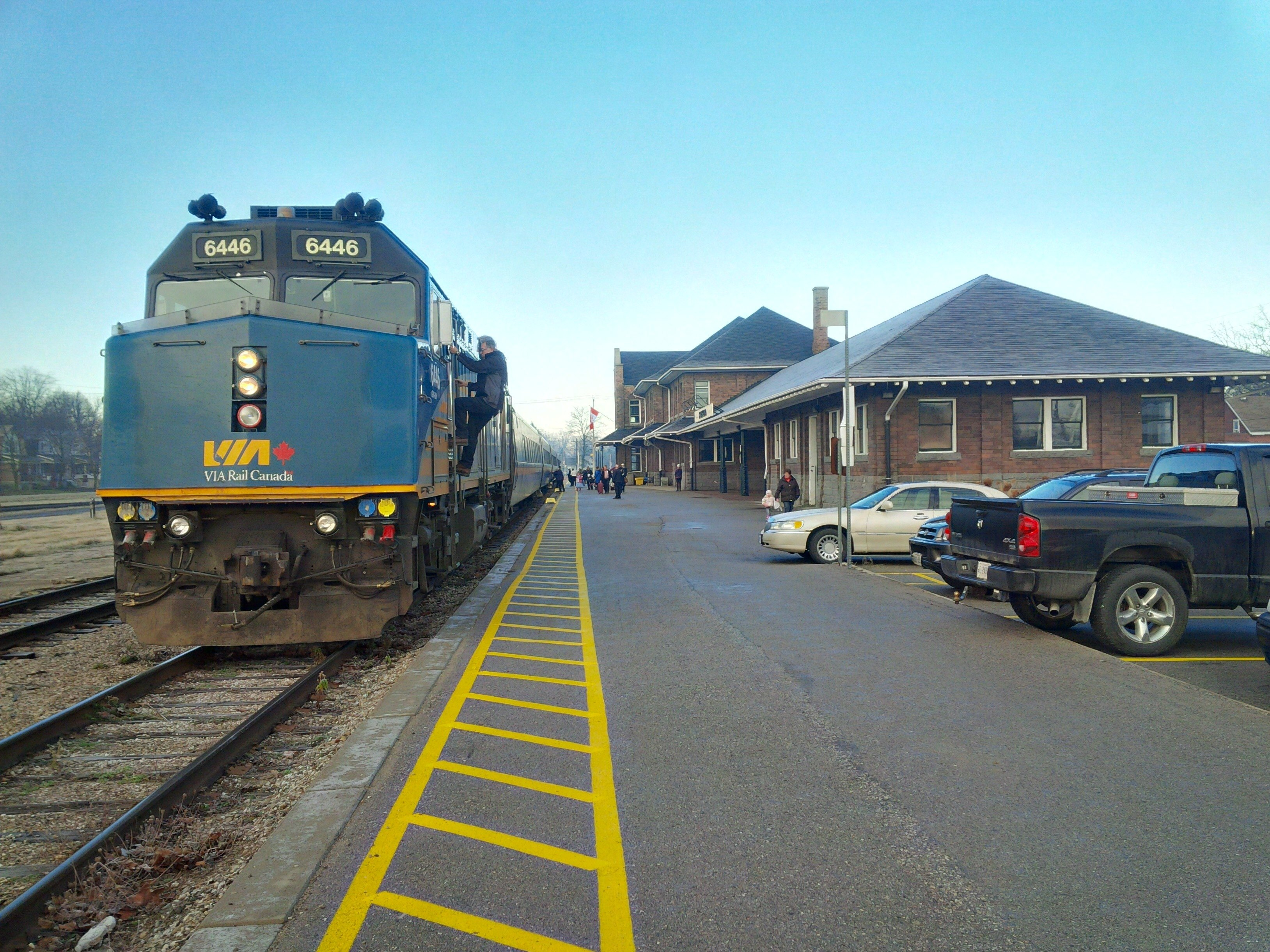 VIA Rail improves connections to Kitchener, Stratford, and St. Marys
