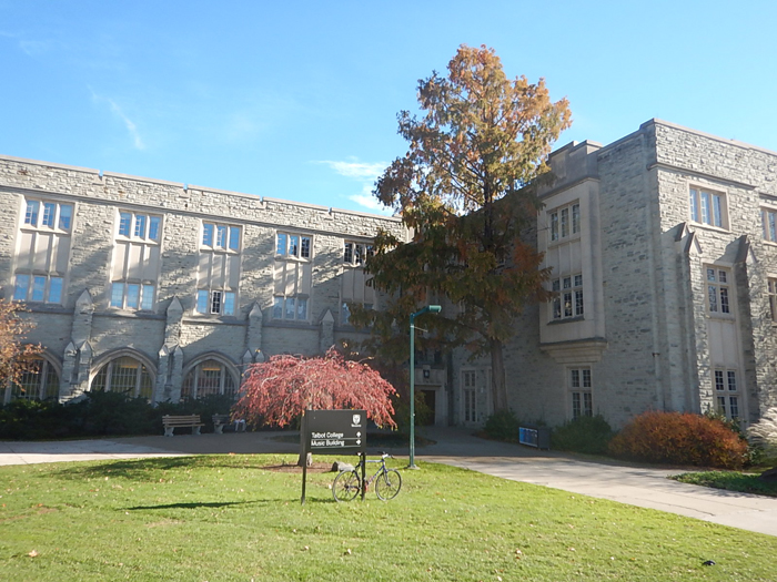 Talbot College, Western University